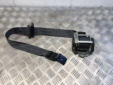 Renault Megane Mk2 NSR Seat Belt 8200650229 Passenger Rear Left Dark Grey 03-09