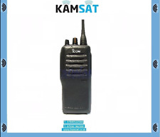 HANHELD RADIO F-12S ICOM VHF 2K TRANSCEIVER 16 CHANNELS 146-174 MHz CTCSS, DTCS