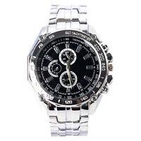 Men's Luxury Casual Watch Sport Quartz Analog Wrist Watches Mode-tinb