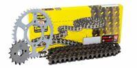 Triple S 420 Heavy Duty Chain and Sprocket Kit Derbi Senda 50 SM X-Treme 2006-08