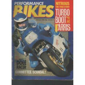 Performance Bikes Magazine February 1986 - BMW ZX750 (009)