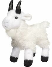 Douglas Plush Maggie MOUNTAIN GOAT Stuffed Standing Animal Cuddle Toy NEW