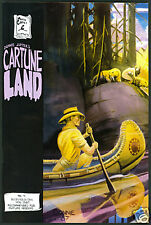CARTUNE LAND #4 comic book by MARQUEZ