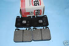MERCEDES 230 240 250 280 300 PASTICCHE PATTINI FRENO ANTERIORI brake pads