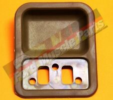 FORD FALCON XW XY GT GS PLASTIC DOOR HANDLE CUP SADDLE  XR XT