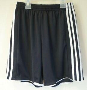 Adidas Three Stripe Climacool Athletic Shorts Girl's Size M / 10-12
