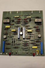 GE 193W277ABG02  VALUTROL DC SCR SPINDLE DRIVE LEVEL DETECTOR CARD