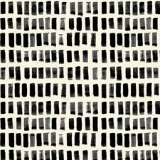 Andover Home by Sarah Golden A 9172 K Black Brush Strokes Cotton Fabric