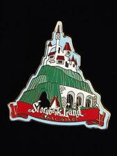 Disney DLR - Storybook Land Canal Boats Series #1 Castle on the Hill Pin 54796