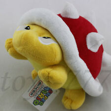 Super Mario Bros. Character 8'' Spiny Koopa Stuffed Animal Plush Toy Soft Turtle