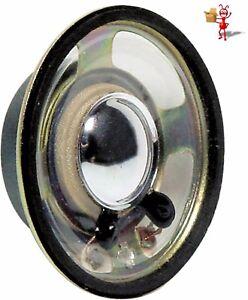 50mm 2W 8 Ohm Mylar Cone Speaker