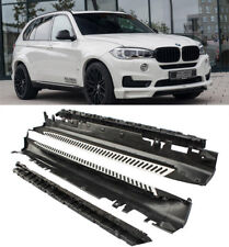 OE Style Aluminum Running Boards Side Step Nerf Bars Fit 2014-2017 BMW X5 F15