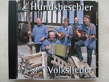 D` Hundsbeschler singen Volkslieder - CD Neuwertig
