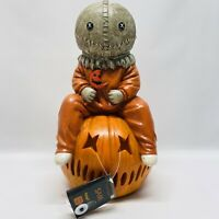 Spirit Halloween Exclusive Trick 'r Treat Sam Light Up Ceramic Statue New