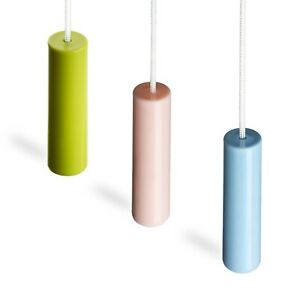 Pull Cord String For Bathroom Light Ceiling Switch,Ergonomic Handle. Fun Colours