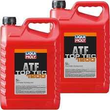 2x5 Liter LIQUI MOLY 3682 Top Tec ATF 1200 Automatikgetriebeöl Getriebe Öl