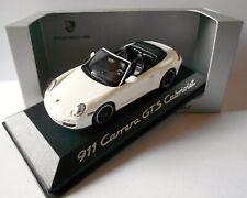 Minichamps 1:43 Porsche 911 997 GTS Cabriolet 2011 Porsche Engineering 1 of 30