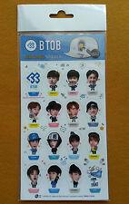 BTOB Pop Up Standing Stickers KPOP Star BTOB Korean Gift