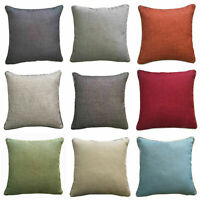 New Lovely Julian Fluffy Vintage Various Colors  Cushion Covers Filled Unfilled