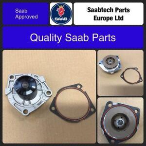 SAAB 9-3&9-5 1.9 DIESEL - COOLANT WATER PUMP - NEW - 55568637/55488983