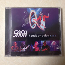 SAGA - HEADS OR TAILS BRAND NEW CD