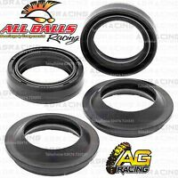 All Balls Fork Oil Seals & Dust Seals Kit For Honda TLR 200 Reflex 1986 86 New