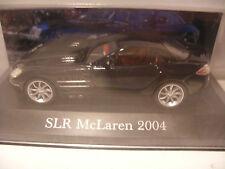 voiture 1/43 eme IXO ALTAYA Classics MERCEDES-BENZ SLR McLAREN 2004