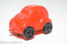 VW VOLKSWAGEN BEETLE KAFER RED HAIR CLIP EXCELLENT UNUSED