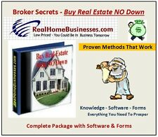 Buy Real Estate With NO Down Payment