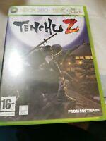 Tenchu Z Xbox 360 UK PAL **FREE UK POSTAGE**