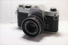 Pentax 1000 with  carl zeiss 50mm  lens  35mm SLR Film Camera