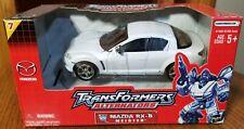Transformers Alternators #7 Meister (Jazz) Mazda RX8 NEW MISB