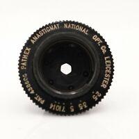 National Anastigmat Pathex 20mm f/2.5 Cine Lens - D Mount - Fully Working LS2411