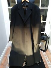 "MENS LONG WOOL COAT 46"" CHEST. NAUTICA"