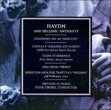 """Haydn: Symphony No.43/Cantata, """"Ariadne auf Naxos""""/Aria L'anima Del Filosofo; CD"""