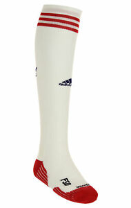 Adidas MLS Real Salt Lake Classic Cushioned Soccer Socks, Red/Yellow