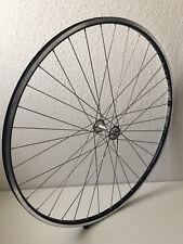 """28"""" bicicleta rueda delantera Shimano dura ace buje geöst negro nuevo a nos"""