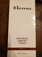 Elemis Soothing Apricot Toner 200 ml / 6.8 fl oz - NEW IN BOX