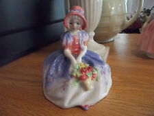 "Royal Doulton Figurine "" Monica "" HN 1467 Dated To 1943"