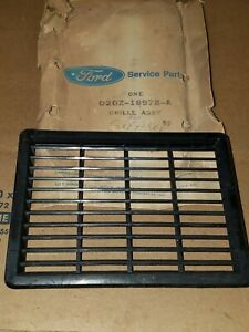 NOS 1972 - 1979 FORD MUSTANG GRAN TORINO THUNDERBIRD DOOR SPEAKER GRILLE B30