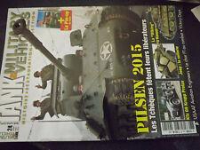 25$$ Revue Tank & Military Vehicles n°24 Kfz 69 / Wiking à Kowel / L2H43 /  FT