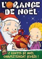 L'Orange de Noël + Merlin contre le Père Noël DVD NEUF SOUS BLISTER