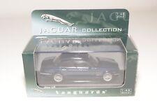 * VANGUARDS VA09100 JAGUAR XJR PACIFIC METALLIC BLUE MINT BOXED