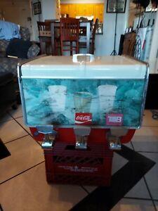 vintage coca cola soda fountain dispenser