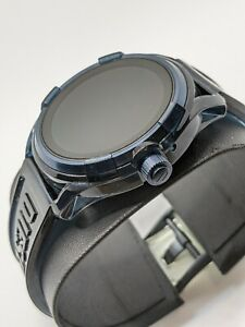 Diesel On DZT2020 Fadelight Metal & Silicone Touchscreen Smartwatch