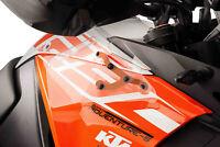 PUIG DEFLETTORE LATERALE SUPERIORE KTM 1290 SUPER ADVENTURE R/S 2017 TRASPARENTE