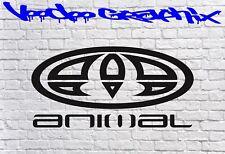 Insignia con logotipo de animales Gráficos Pegatinas Calcomanías Surf Bodyboard VW T6 T5 T4
