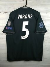 Varane Real Madrid jersey large 2019 third shirt CG0584 soccer football Adidas