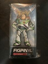 D23 Expo 2019 FiGPiN XL Buzz Lightyear Toy Story LE 750 X14 New Pin