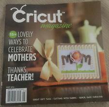 Cricut Magazine May 2013 Celebrate Mothers Projects Scrapbooking Paperback
